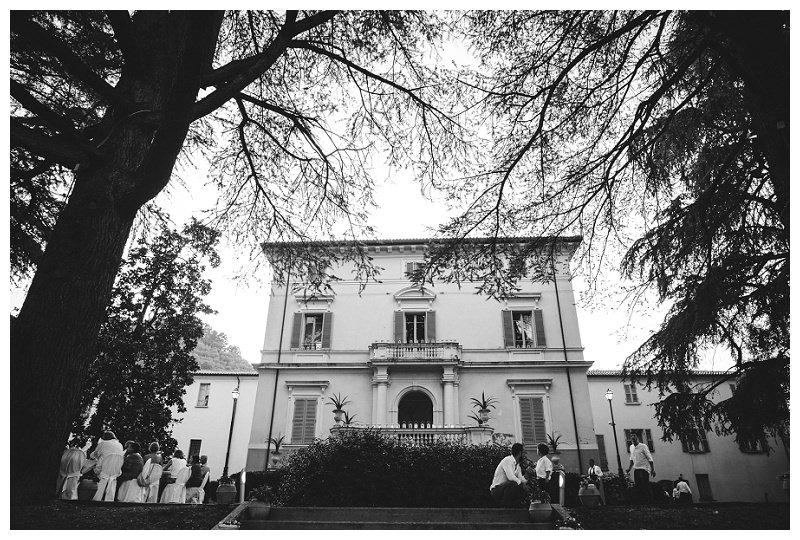 Matrimonio Villa Corte