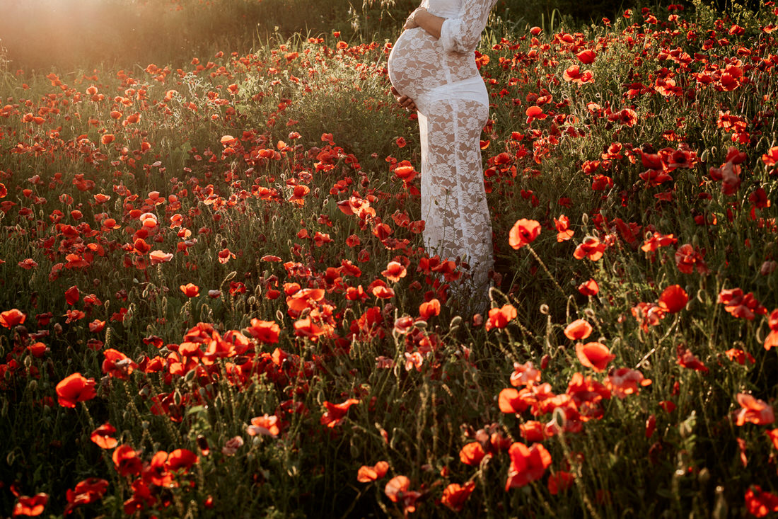 foto maternità