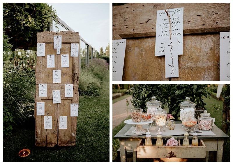 Matrimonio Le Cementine