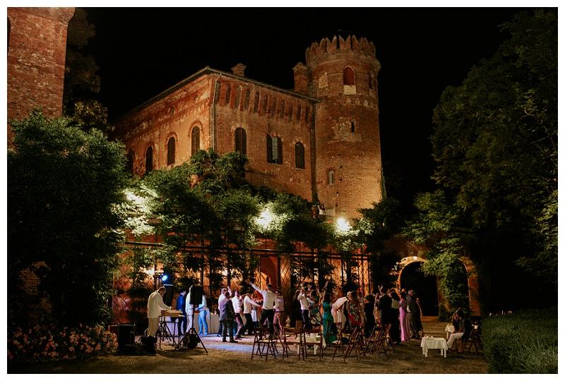 Matrimonio Castello Redabue