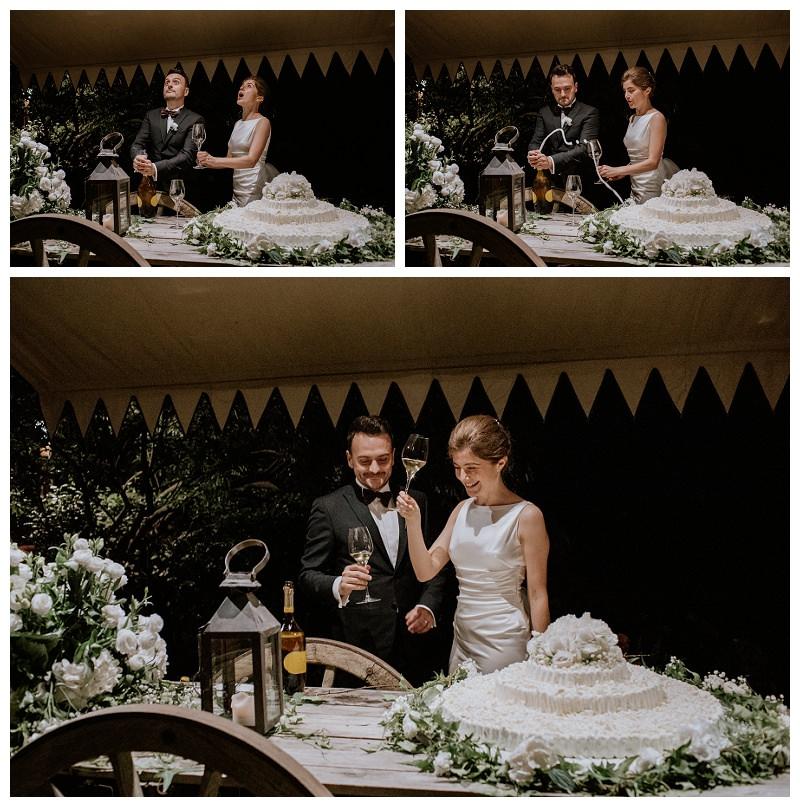 Matrimonio Villa Sparina