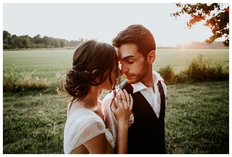 Matrimonio Villa Ronchi